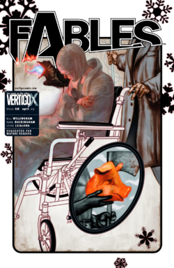 Fables 10 Cover