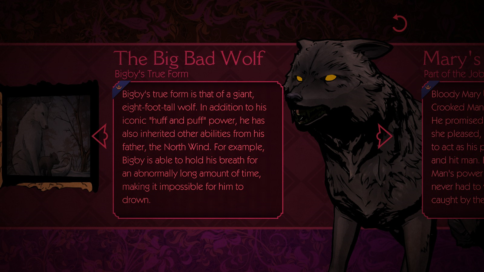 The Big Bad Wolf Fables Wiki Fandom Powered By Wikia
