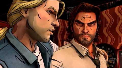 The Wolf Among Us Episode 2 Red Band Trailer
