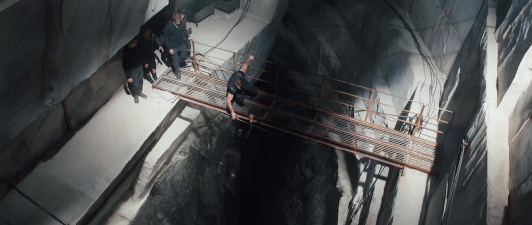 Dauntless the chasm