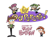 List_of_Vicky%27s_head_gags on Fairly Odd Parents Action Packed