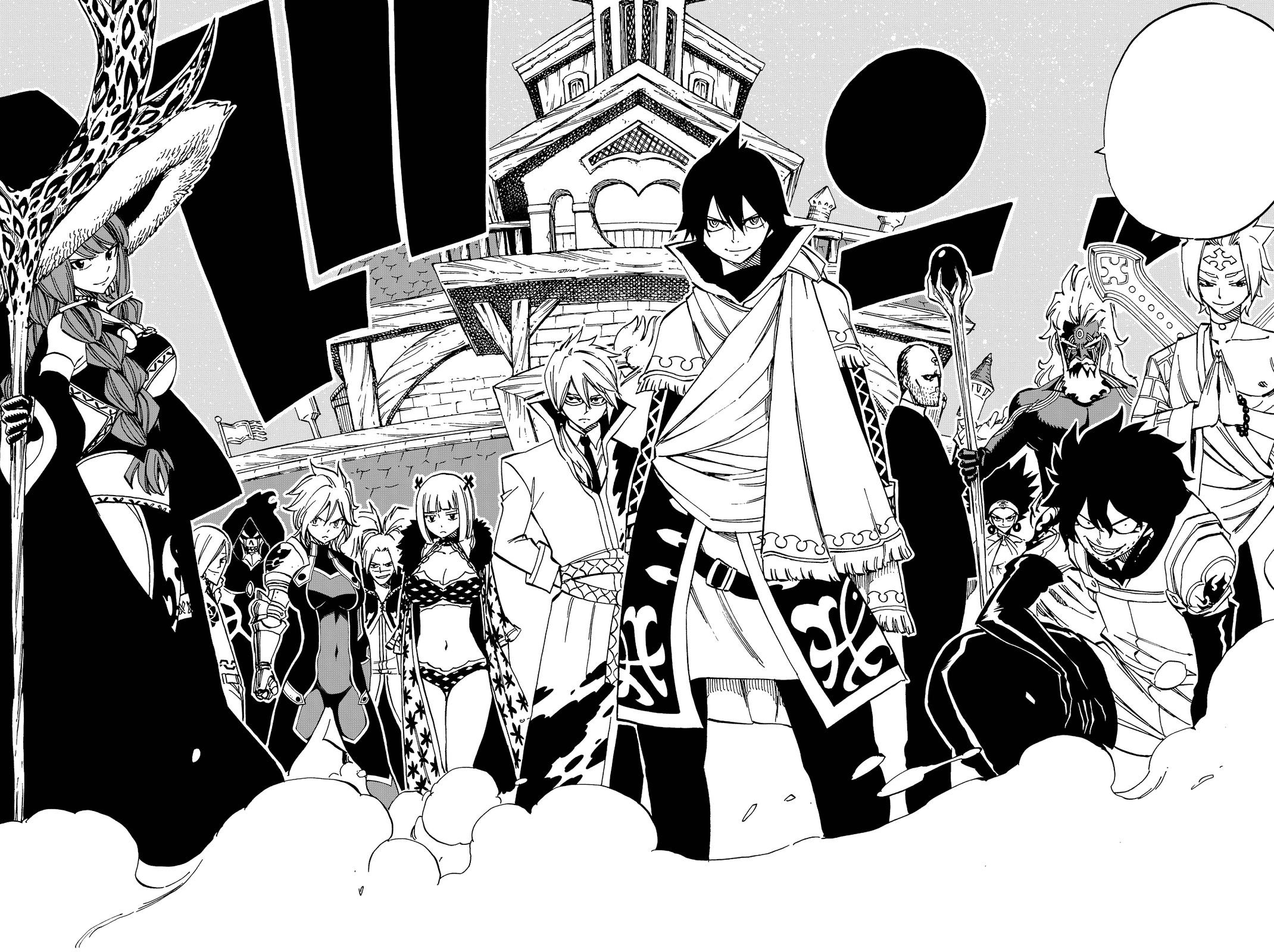 Spriggan twelve fairy tail wiki fandom powered by wikia - Image manga fairy tail ...