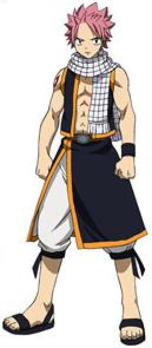 Dragneel Natsu | Fairy One Piece Tail Wiki | FANDOM ...