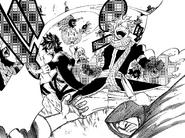 Team Natsu protects Malba