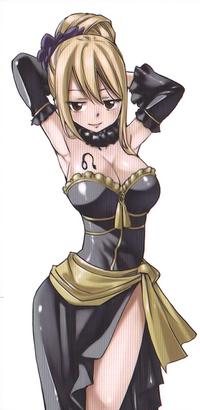 Lucy's Star Dress - Leo Form