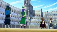 Lyon & Yuka vs. Kagura & Millianna