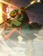 Hero of Rubengard, San Jiao Shin