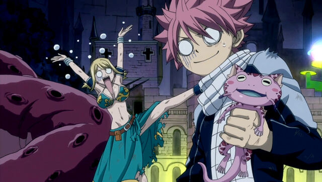 File:Lucy and Natsu's reaction after Sugarboy takes the key.jpg