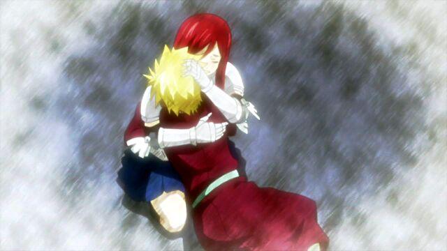 File:Erza hugs Shô.jpg