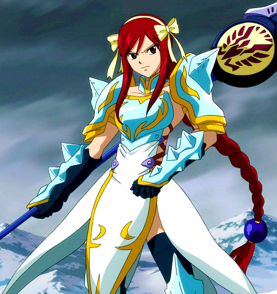 K Anime Characters Wikipedia : Lightning empress armor fairy tail wiki fandom powered