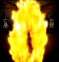 Éclair burns