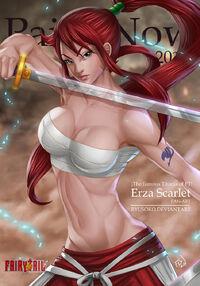 ErzaScarletRealisticFanart
