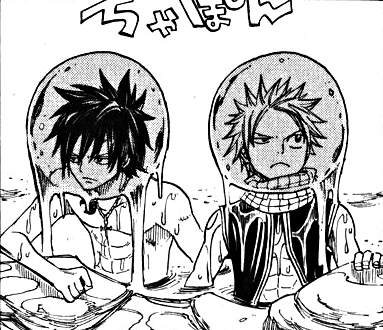 File:Gray and Natsu arrive to the Tower of Heaven.png