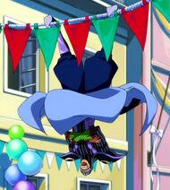 Bickslow's acrobatic skills 2