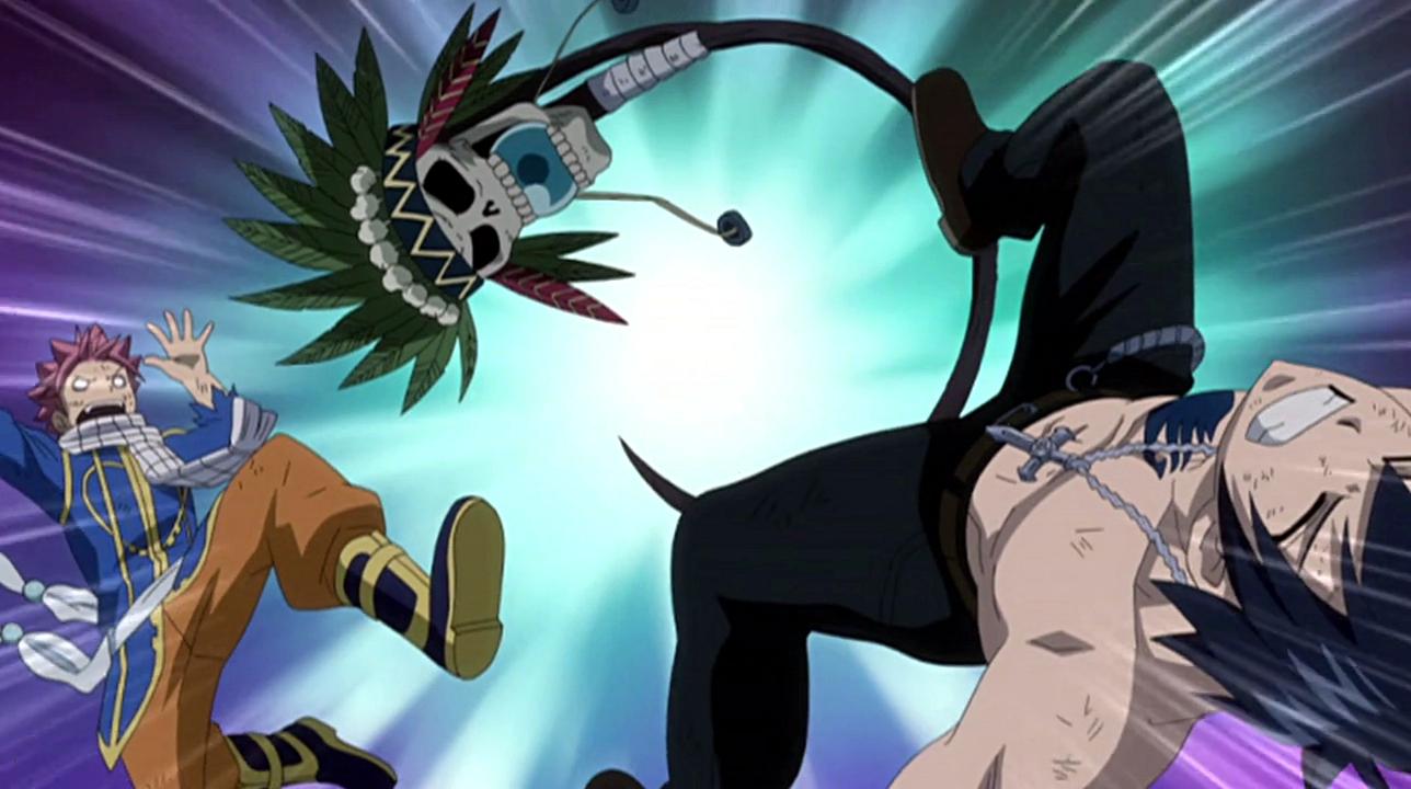 Natsu Dragneel & Gray Fullbuster vs. Klodoa   Fairy Tail ...  Gray Fullbuster And Natsu Dragneel