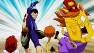Nichiya's defeat