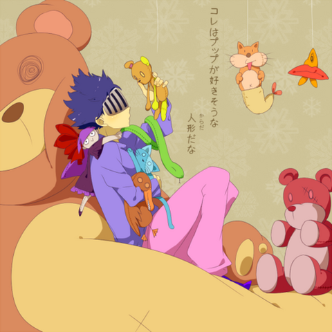 File:Bickslow with his dolls.png