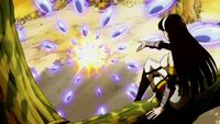 Ultear's Flash Forward spell