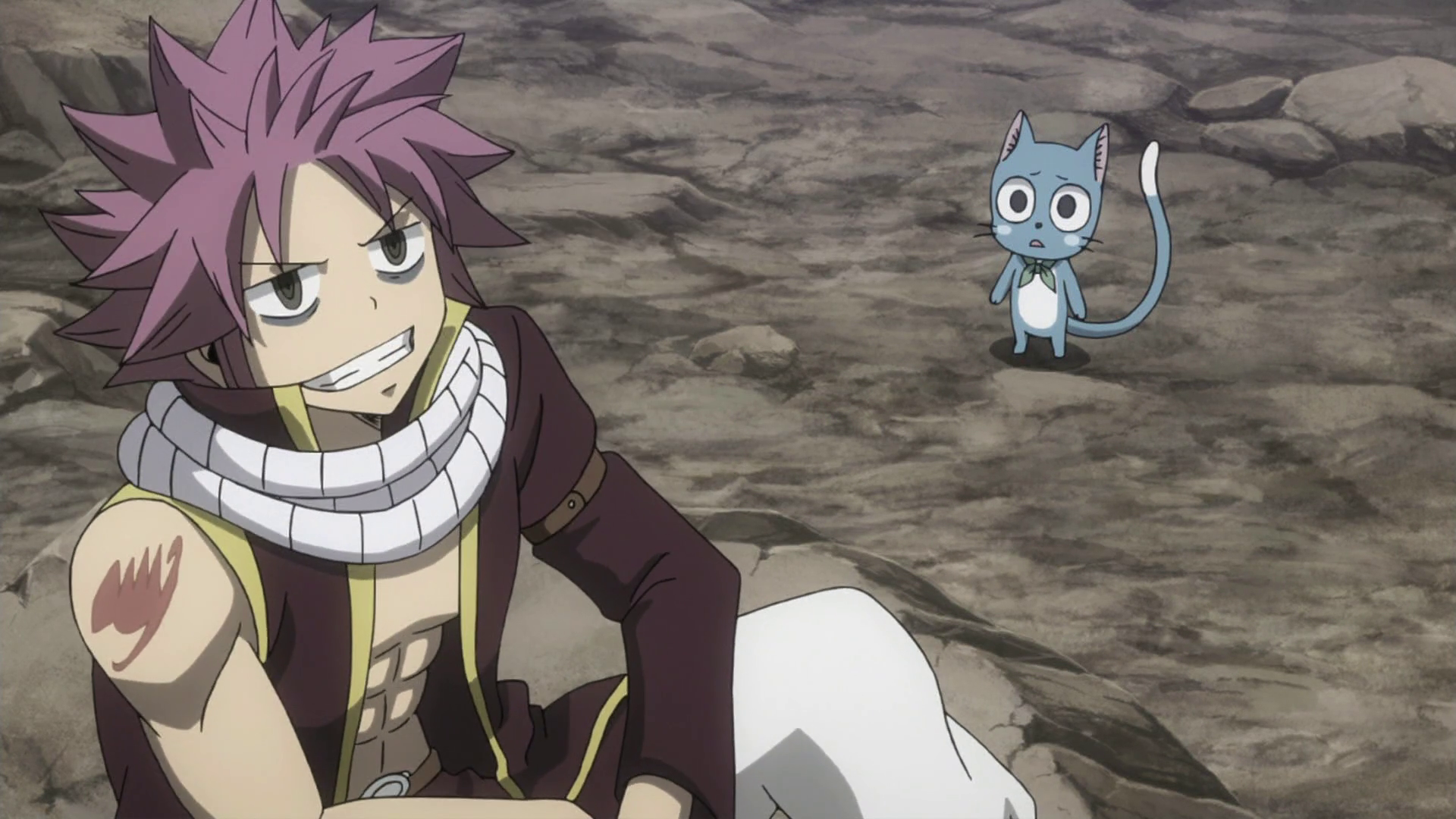 Image doped fairy tail wiki fandom powered - Fairy tail happy and natsu ...