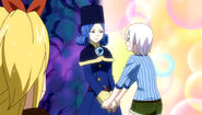 Juvia and Lisanna team