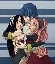 CrimeS Group Hug