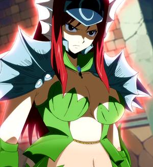 Sea Empress Armor - Close