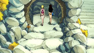 Lucy and Cana - C path