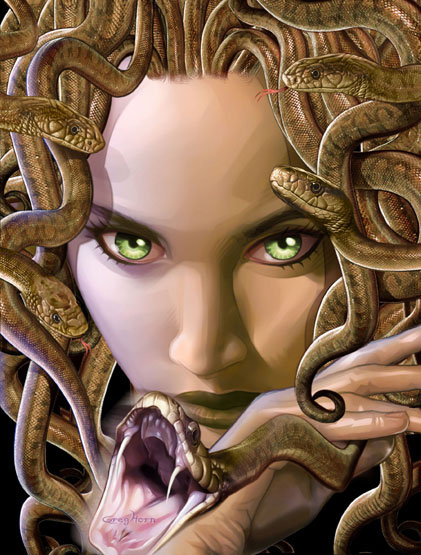 medusa eyes Gallery