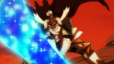 Celestial King's Meteor Blade