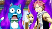 Reaction Natsu and Happy