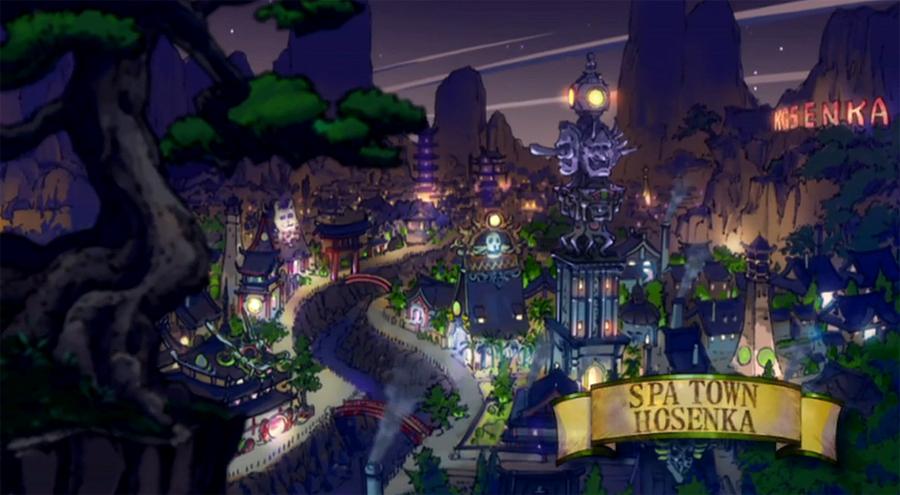 Balsam Village Fairy Tail Wiki Fandom Powered By Wikia