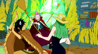Fairy Tail Porlyusica's Broom