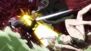 Loke summoned against Torafuzar