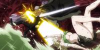 Lucy Heartfilia vs. Tartaros