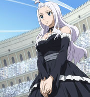 Mirajane's outfit gmg