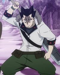 Hiroshi's appearance