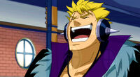 Laxus laugh