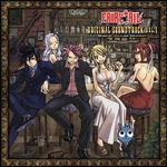 Oryginalna Ścieżka Dźwiękowa Fairy Tail Tom 1