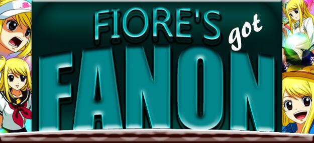 Fiore's Got Fanon Header
