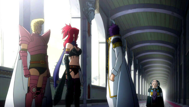 File:Byro complains to Erza about her fail attempt to capture Fairy Tail.jpg