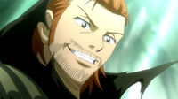 Gildarts smile