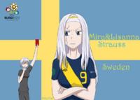 Mirajane and Lisanna in Sweeden