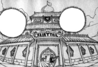 Natsu first time seeing Fairy Tail
