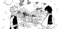 Natsu's hometown