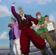 Team Dullahan Head (anime)