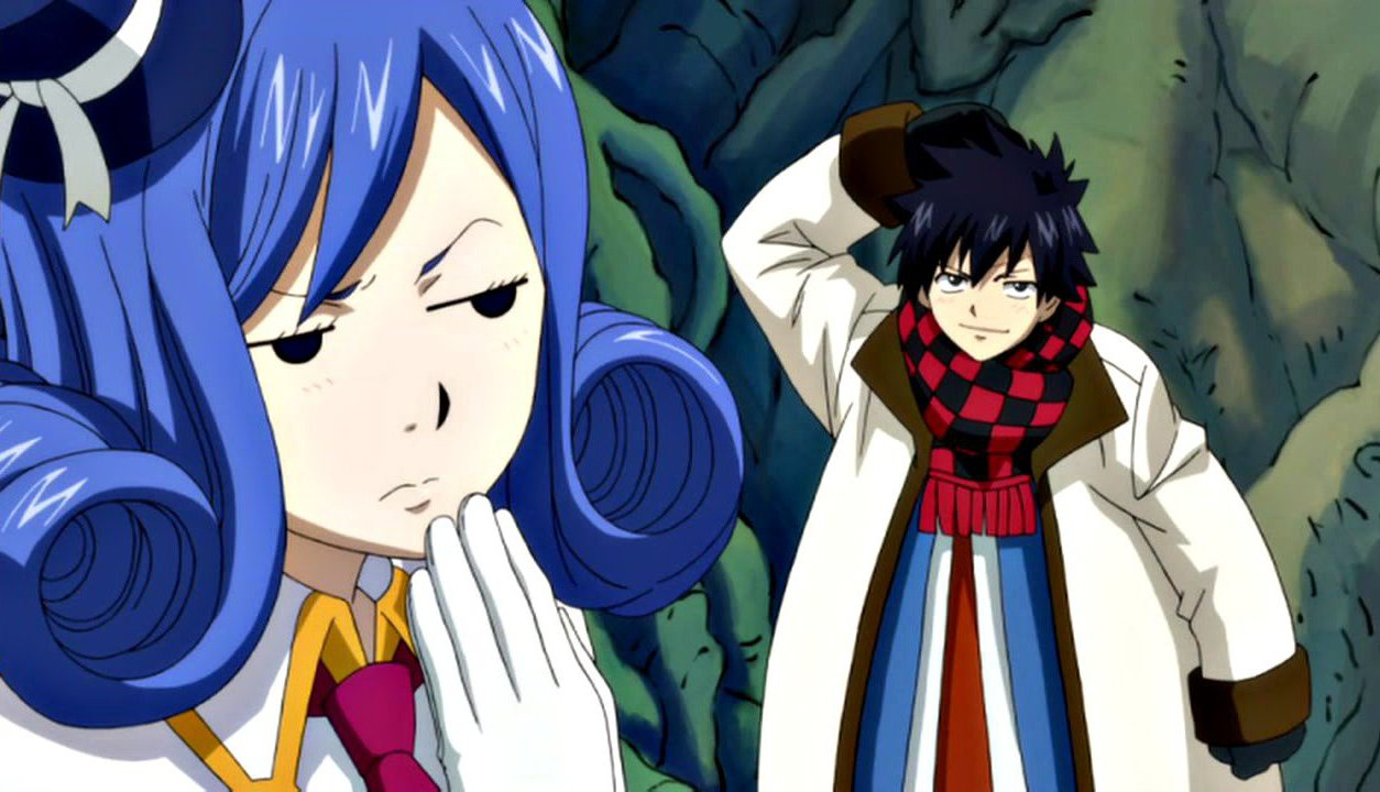 gray and juvia relationship poems