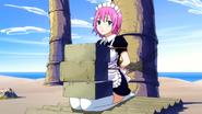 Virgo asking for punishment