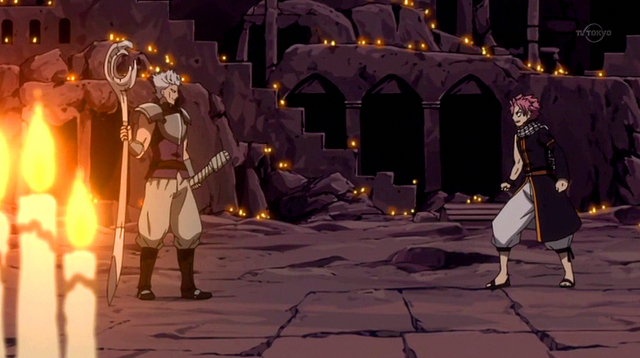 File:Natsu Dragneel Confronts Byro Cracy.png