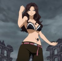 Cana's Eclipse Celestial Spirits Arc Outfit