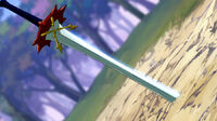 Soaring Armor's Sword